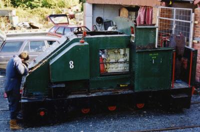 KS4415 at Minffordd
