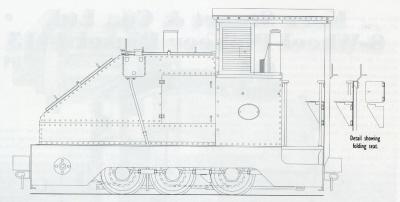 KS 4415 line drawing